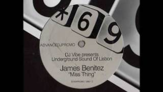 "james benitez - miss thing ""mini tek mix"""