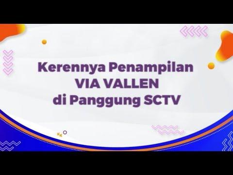 KEREEN! Kumpulan Penampilan Terbaik Via Vallen di SCTV