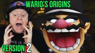 WARIO VS WARIO -1988 MODE COMPLETED   FIVE NIGHTS AT WARIO'S ORIGINS V.2.0 - VERSION 2