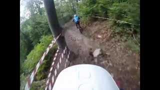 VELOCITY BIKES @ Pelion DH Race 2014