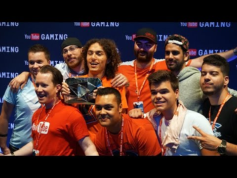 Hike at PAX Prime 2015   Youtube Gaming Party & Meeting EPIC Youtubers!! HikeTheGamer I.R.L.