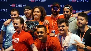 Hike at PAX Prime 2015 | Youtube Gaming Party & Meeting EPIC Youtubers!! HikeTheGamer I.R.L.