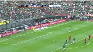 Spain vs Mexico Football Friendly (1)
