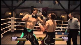 FIGHT NIGHT CHAMPION - 2nd Pro Fight ( 1 - 0 )