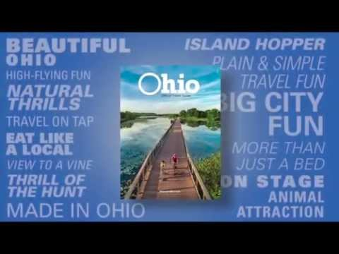 Ohio Travel Guide App 2015 Trailer