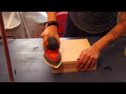 DIY - Raliser une console vintage Perceuse filaire KR705K BLACK+DECKER