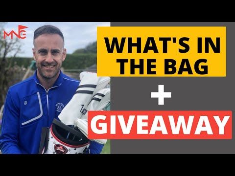 WHAT'S IN THE BAG + A GIVEAWAY!!