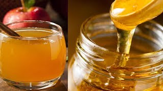 Drink Only One Teaspoon Of ACV And Honey And These 10 Things Will Happen To Your Body