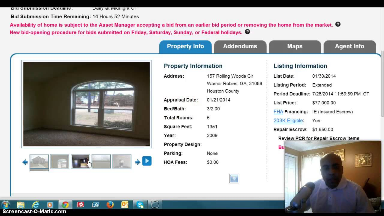 Hud Home Store Overview Youtube