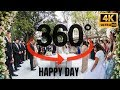 WEDDING VIDEO 360 OH HAPPY DAY