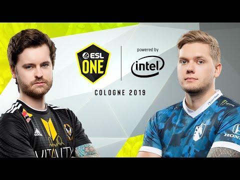 CS:GO - Team Liquid vs. Vitality [Mirage] Map 4 - Grand-Final - ESL One Cologne 2019