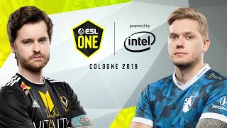 CS:GO - Team Liquid vs. Vitality [Mirage] Map 4 - Grand-Final - ESL One Cologne 2019