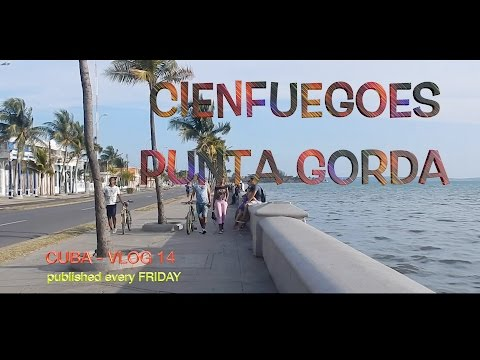 "CIENFUEGOS - PUNTA GORDA - CUBAN ""COOL"""