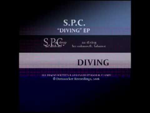 "DATAS016 - S.P.C. - Diving 12"" EP"