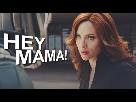 Natasha Romanoff || Hey Mama!
