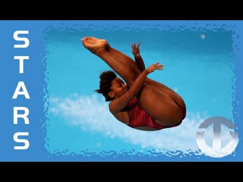 Canadian diver Jennifer Abel on Trans World Sport