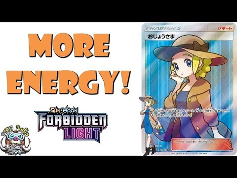Lady – Great New Pokémon Supporter Gets All the Energy!