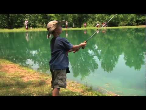 Youth Fishing In Ohio