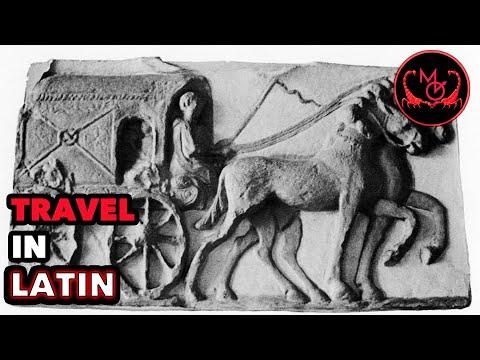 How to Speak Latin (Travel) / De Latine Loquendo (Iter)