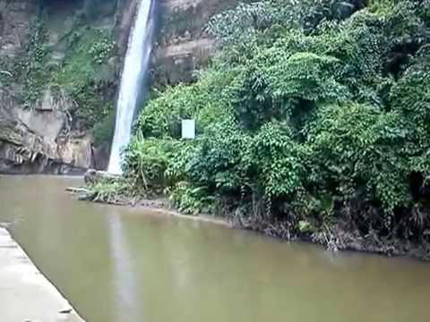 Sylhet Madhabkunda waterfall