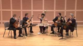 Celebrating the Harvest - Gao Hong & Minneapolis Guitar Quartet