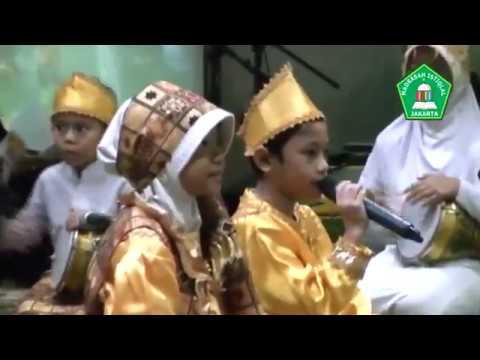 Wisuda Siswa Madrasah Istiqlal Jakarta 2016-2017