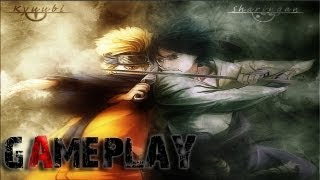 Naruto Shippūden: Ultimate Ninja Impact Gameplay (PC/HD)