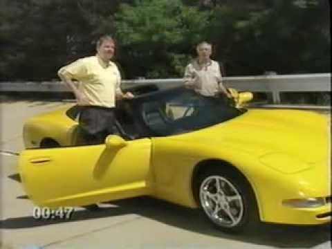 2001 C5 Cheverolet Corvette Owners Video