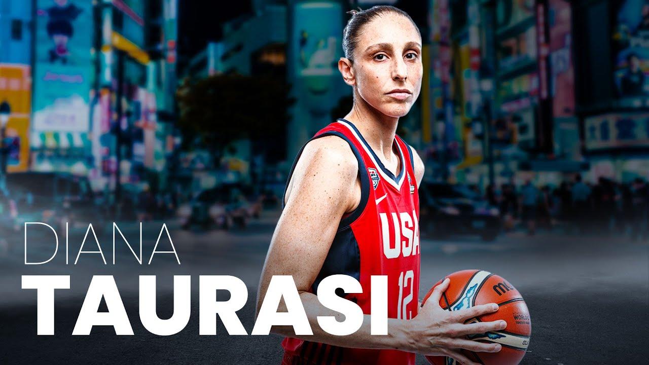Diana Taurasi's Top Plays for the USA #Tokyo2020 ⚡