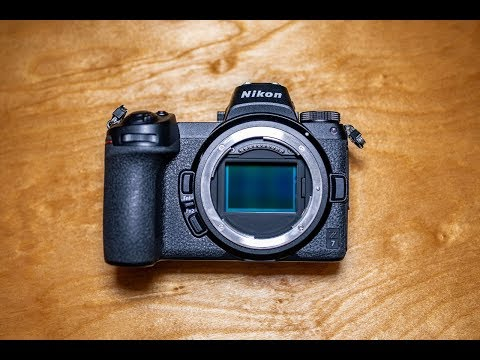 How To Clean Your Nikon Z7 Sensor