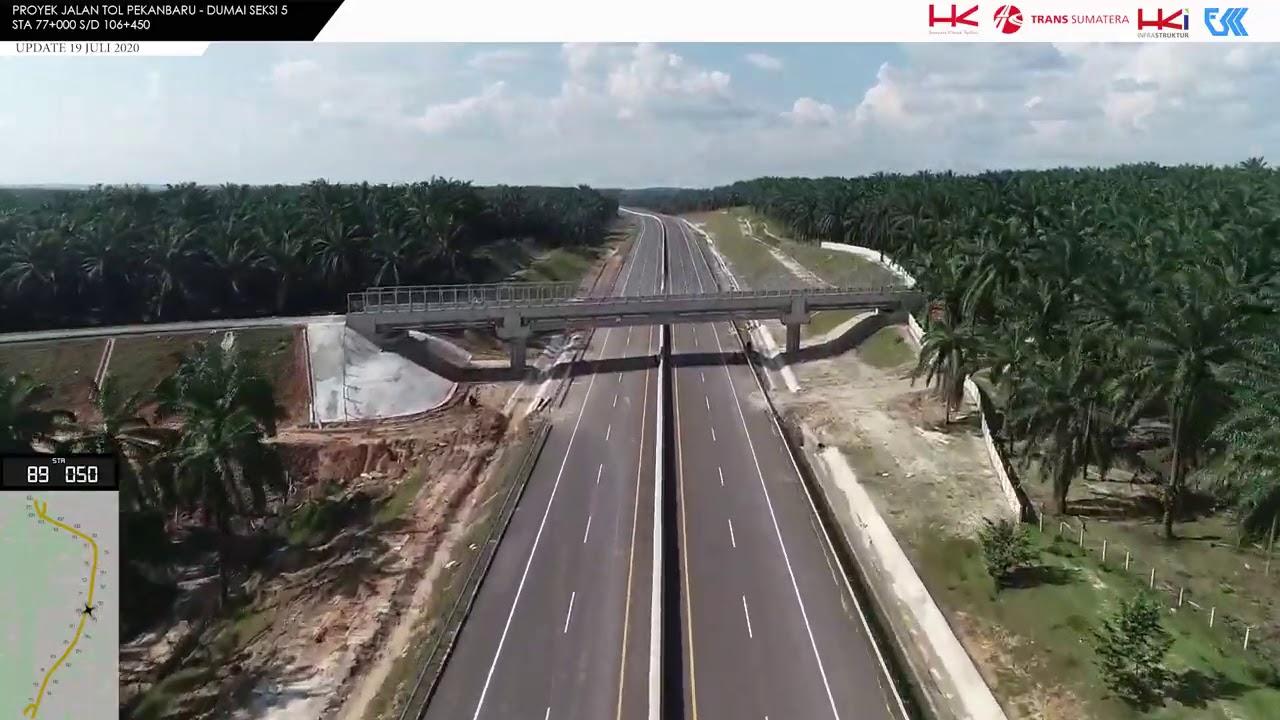 Riau Pekanbaru Dumai Toll Road 131 47 Km Page 38 Skyscrapercity