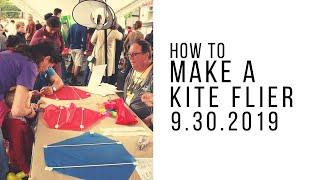 How to Make a Kite Flier
