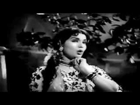 Garjat Barsat Saawan Aayo Re - Suman Kalyanpur, Kamal Barot - BARSAAT KI RAAT - Madhubala, Bharat