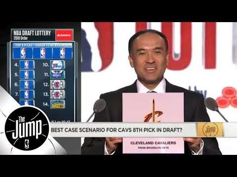 What should Cavaliers do with 8th pick in 2018 NBA draft? | The Jump | ESPN