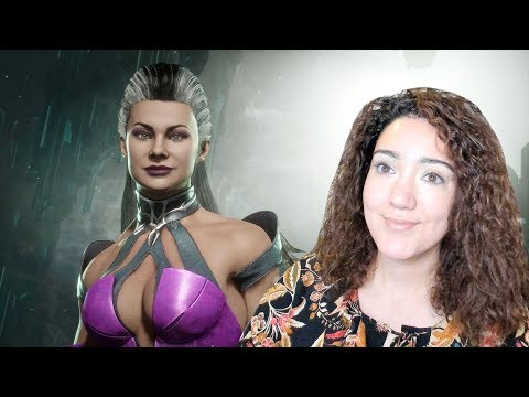 Mortal Kombat 11 - Sindel Customization Showcase Reaction (Intros, Kosmetics And Victories)