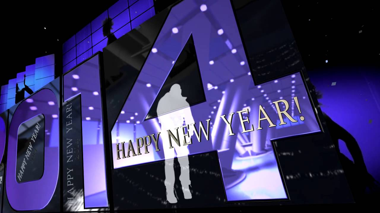 Happy New Year 2014 - YouTube