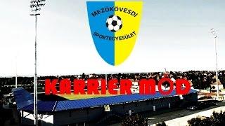 FIFA16 - MEZŐKÖVESD KARRIER MÓD S1E1 - A KEZDETEK
