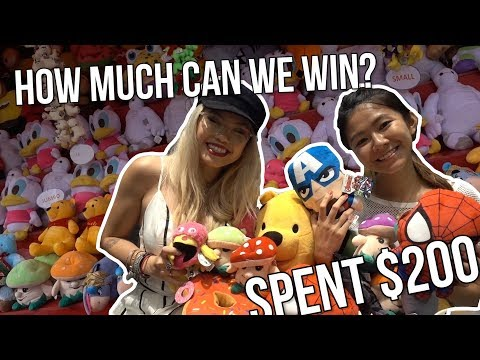 Spending $200 at the Carnival!!!