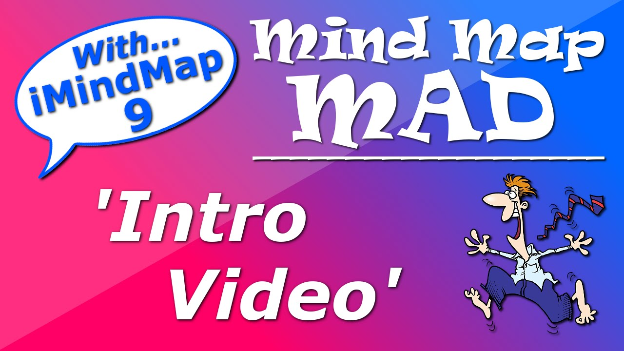 imindmap 9 mind mapping videos introduction youtube - Imindmap Software