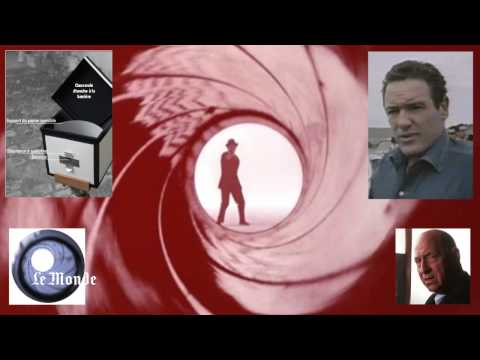 James Bond : a short history of the gun barrel sequence