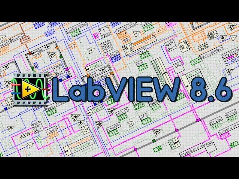 LabVIEW 8.6. VISA Serial Port. Читаем данные с Arduino