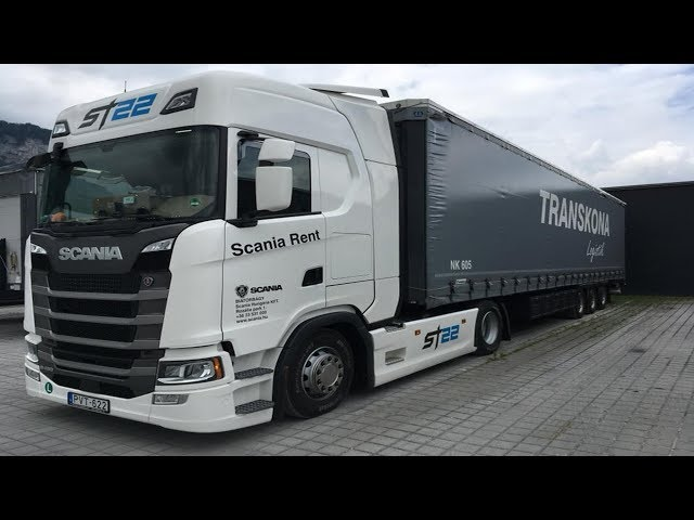 ST22 - Scania S450