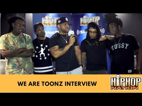 We Are Toonz Interview with Torae During BET Hip Hop Awards 2016 Weekend