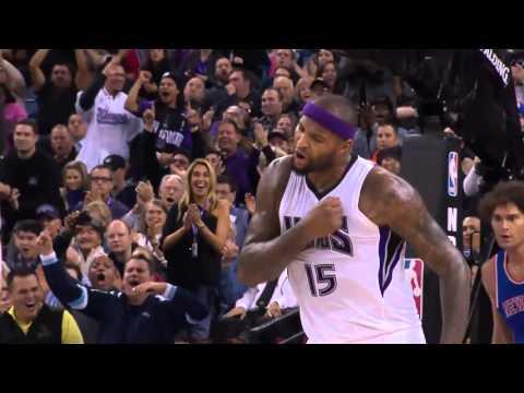 Sacramento Kings Top 10 Plays of NBA 2015-16 Season