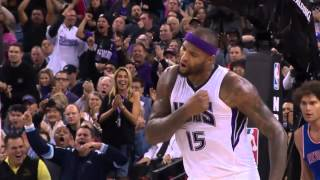 Sacramento Kings Top 10 Plays of NBA 2015-16 Season
