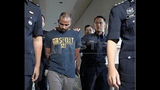 Suspect in MRT elevator robbery charged