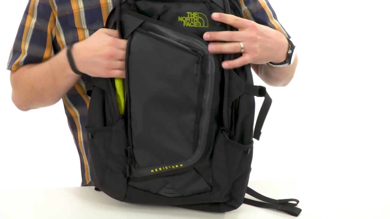 The North Face Resistor Charged Backpack SKU:8719170 - YouTube on evolve review, grand theft auto v review, assassin's creed unity review, far cry 4 review, halo 4 review, binary domain review, escape dead island review, dead rising 3 review, the evil within review, playstation all-stars battle royale review, infamous second son review, comedy central review, battlefield 4 review, bloodborne review, bioshock infinite review, tomb raider review, crysis 3 review, thief review,