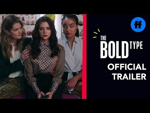 The Bold Type   Season 4 Official Trailer   Freeform