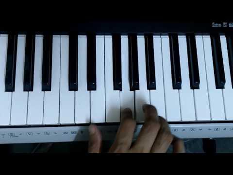 Ude Jab Jab Zulfen Teri | Naya Daur | keyboard / piano instrumental