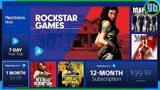 Red Dead Redemption on PlayStation Now